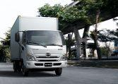 Xe tải Hino XZU730L-HKFTL3 Thùng kín